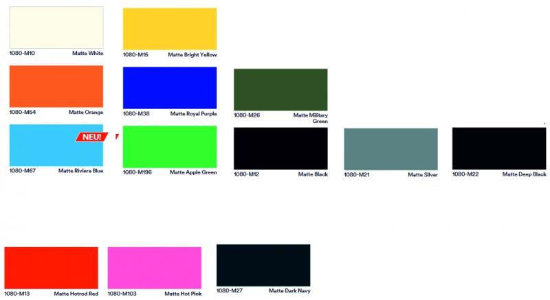 3m scotchprint wrap folie serie 1080 matt breite 1520mm laufmeter selbstklebende folien. Black Bedroom Furniture Sets. Home Design Ideas