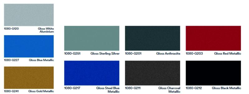 3m scotchprint wrap folie serie 1080 metallic gl nzend. Black Bedroom Furniture Sets. Home Design Ideas
