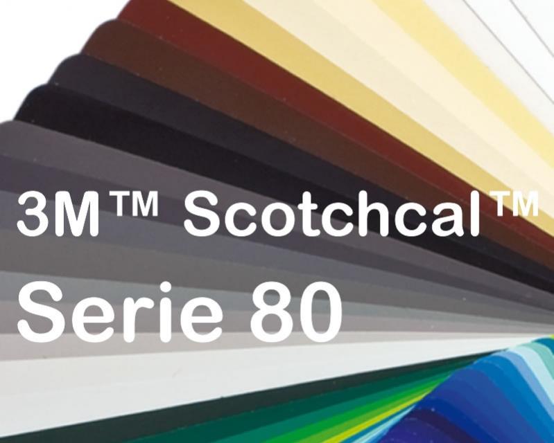 3m scotchcal opake farbfolie serie 80 metallic breite 1220mm laufmeter metallicfolien. Black Bedroom Furniture Sets. Home Design Ideas