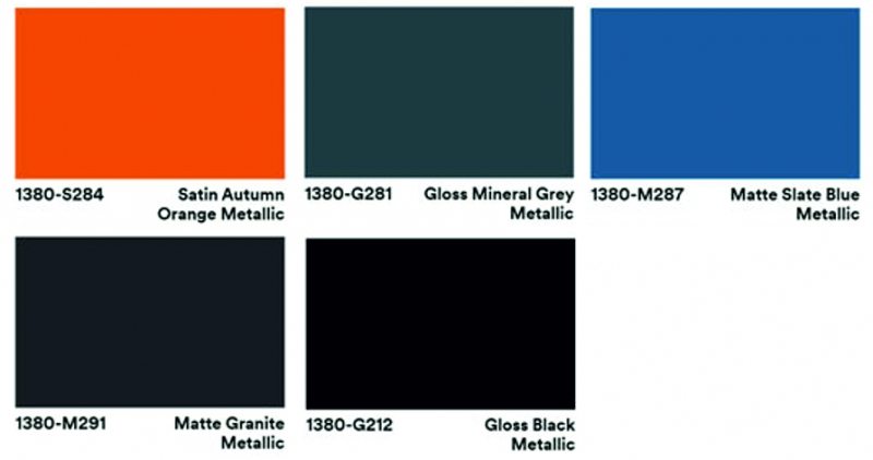 3m wrap folie serie 1380 metallic 25m x 1520mm rolle. Black Bedroom Furniture Sets. Home Design Ideas