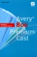 Avery® 800 Premium Cast, Metallic, 50m X 1230mm